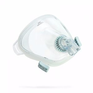 Respironics FitLife Total Face Mask and  Headgear